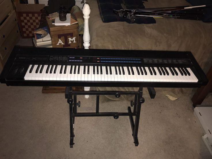 Yamaha KX-88 88 Key Weighted Keys Keyboard