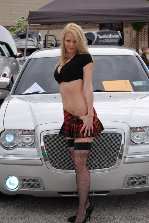 Hot Street Cars And Girls To View Full Gallery Click
