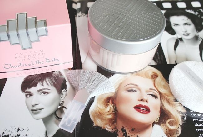 Charles Of The Ritz Custom Blended Powder Pink Sand Charles Of The Ritz Custom Blending Favorite Makeup Products