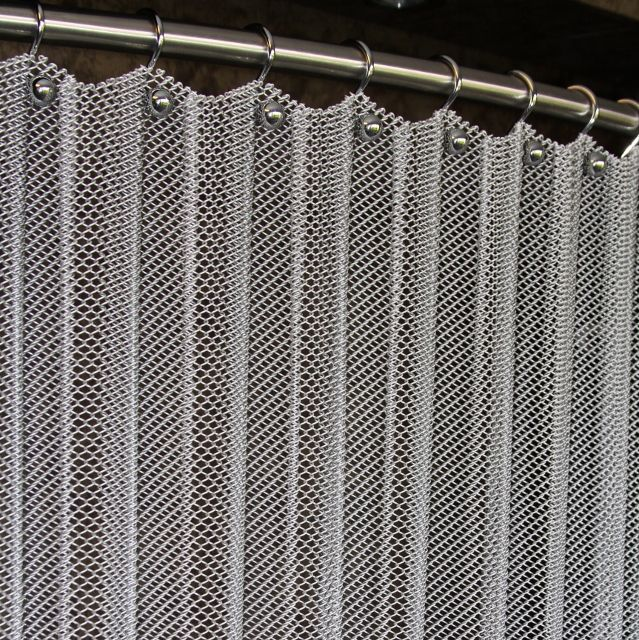10 best CASCAED images on Pinterest | Shower curtains, Metal mesh ...