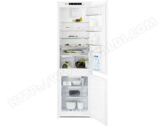 Réfrigérateur congélateur encastrable ELECTROLUX ENN2853COW