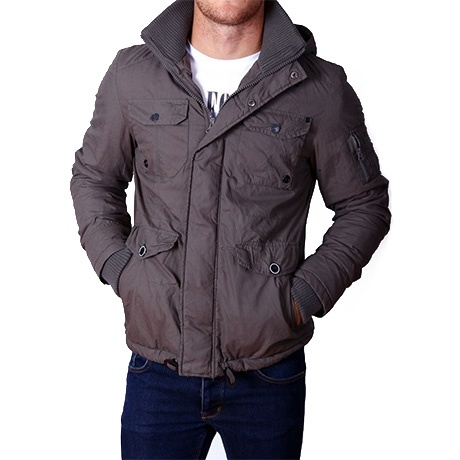 St Goliath Rocking Jacket – Army Brown from The Modern Man Pop-Up - R899 (Save 40%)