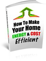 How to Make Your Home Energy and Cost Efficient - Everybody wants to learn how to save money in our current financial climate, this title shows you the ropes and also teaches you how to help save the planet.