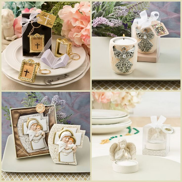 New Cross and Angel Party Favors from HotRef.com