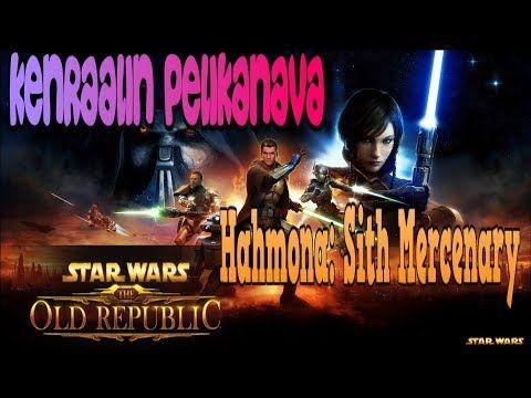 Star Wars Old Republic streamissä #11 - Sith Mercenary: The Great Hunt