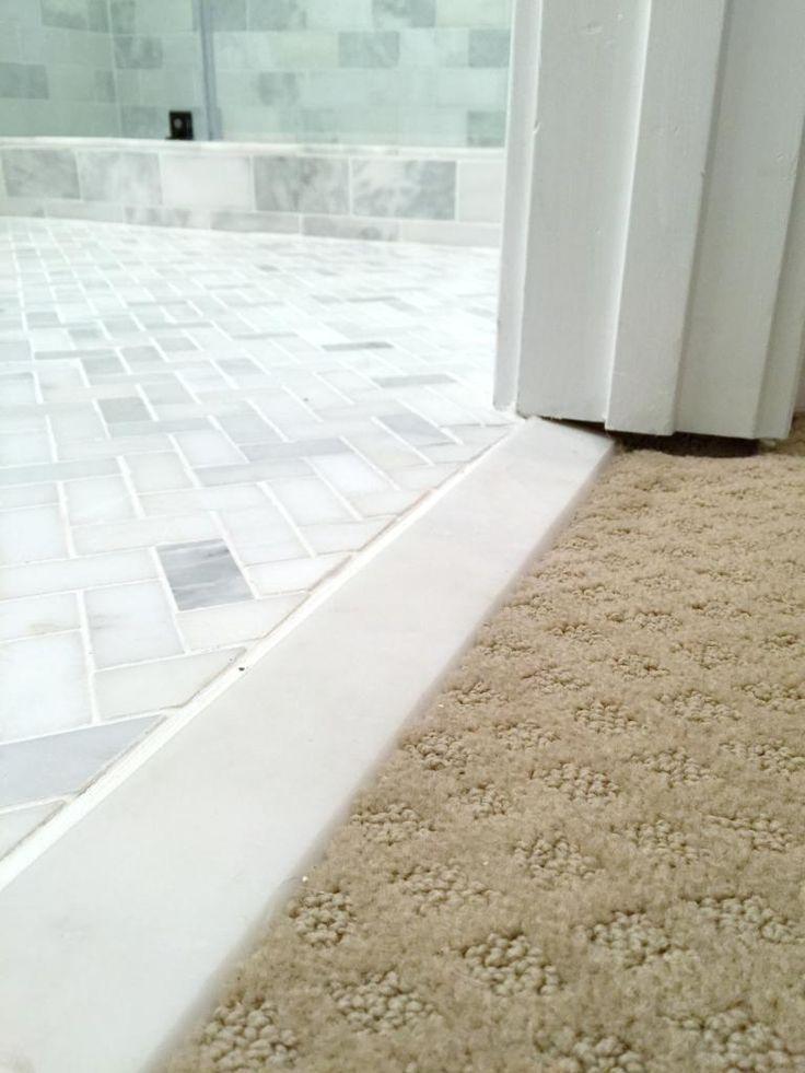Best 25+ Carpet to tile transition ideas on Pinterest | Flooring ...
