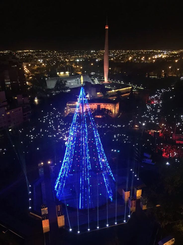 Christmas in Cordoba argentina ✨✨✨