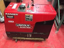 Lincoln Ranger 225 Engine Welder Generator K2857-1    55 Hours