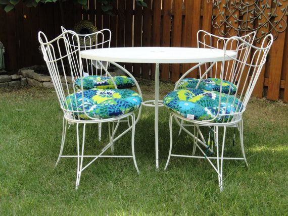 Homecrest Patio Set From