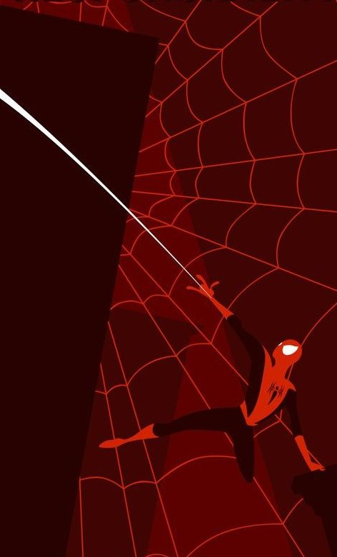 M Logo Wallpaper Mobile Spiderman Phone Wallpa...