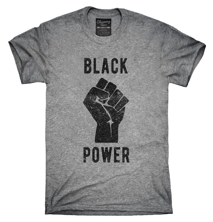 Black Power Fist Shirt, Hoodies, Tanktops