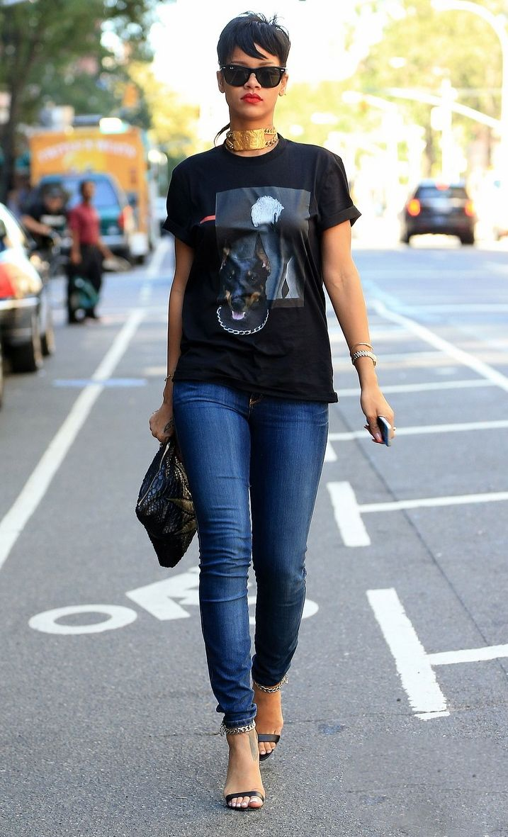 Rihanna Street Style Clothing Pinterest Birthdays Births And Style