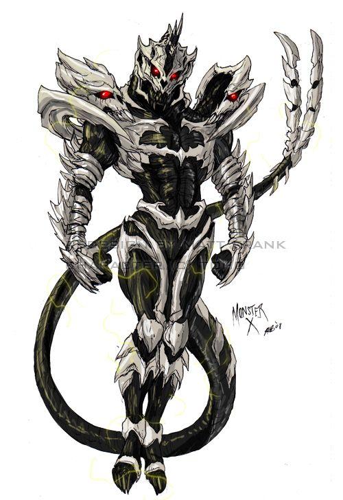 Godzilla Neo | Monster X Godzilla