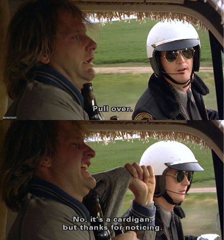 thanks for noticing: Cardigans, Laughing, Dumb And Dumber, Best Movie, Movies, Funny Stuff, Movie Quotes, Favorite Movie, Funnystuff