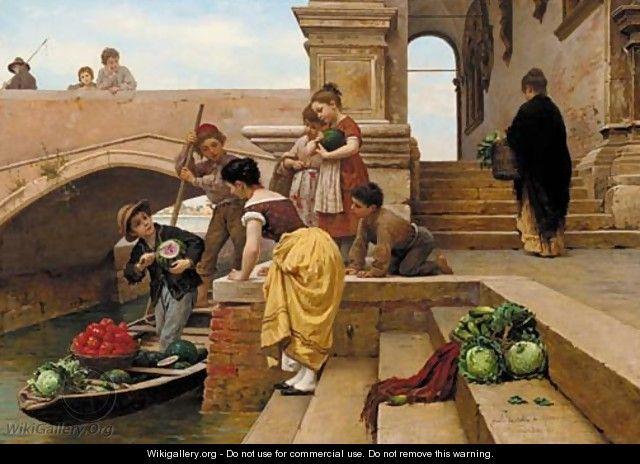The Young Merchant - Antonio Paoletti