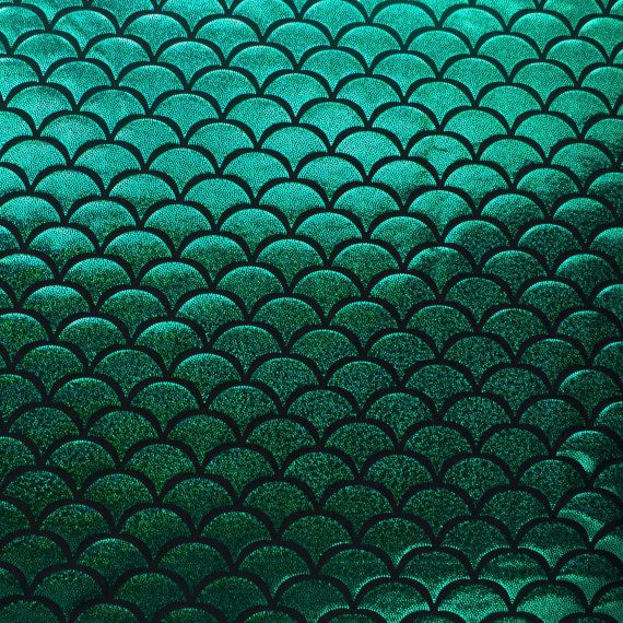 8 best mermaid fabric by little fish creations images on for Best fish scale