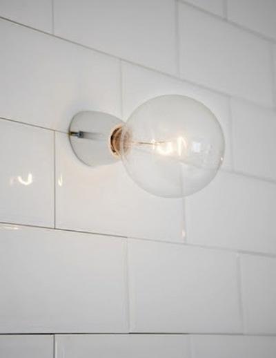 applique pour ma salle de bains ,