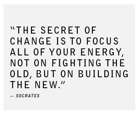 """Secret of change """"Socrates 