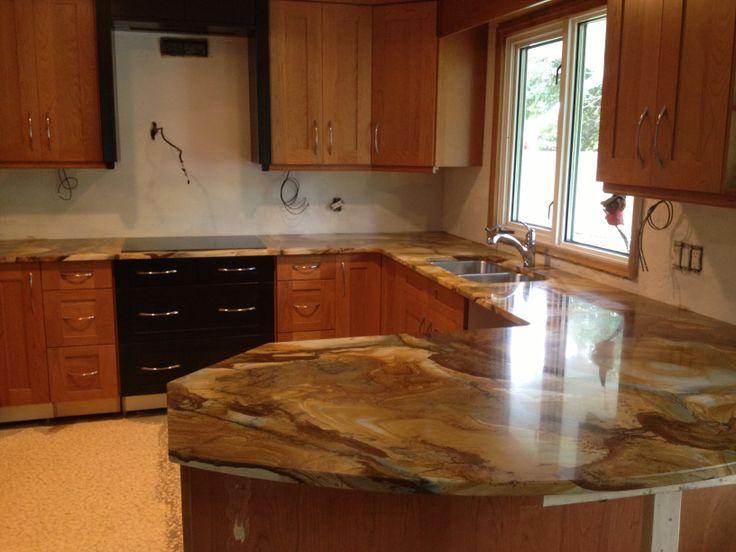 Amazing Tie Dye Granite Countertops Granite Countertops