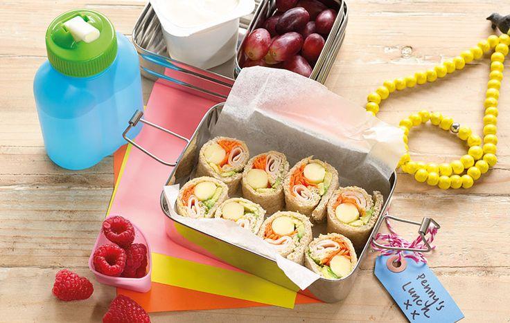 Sushi' Sandwich Rolls - Bega Cheese