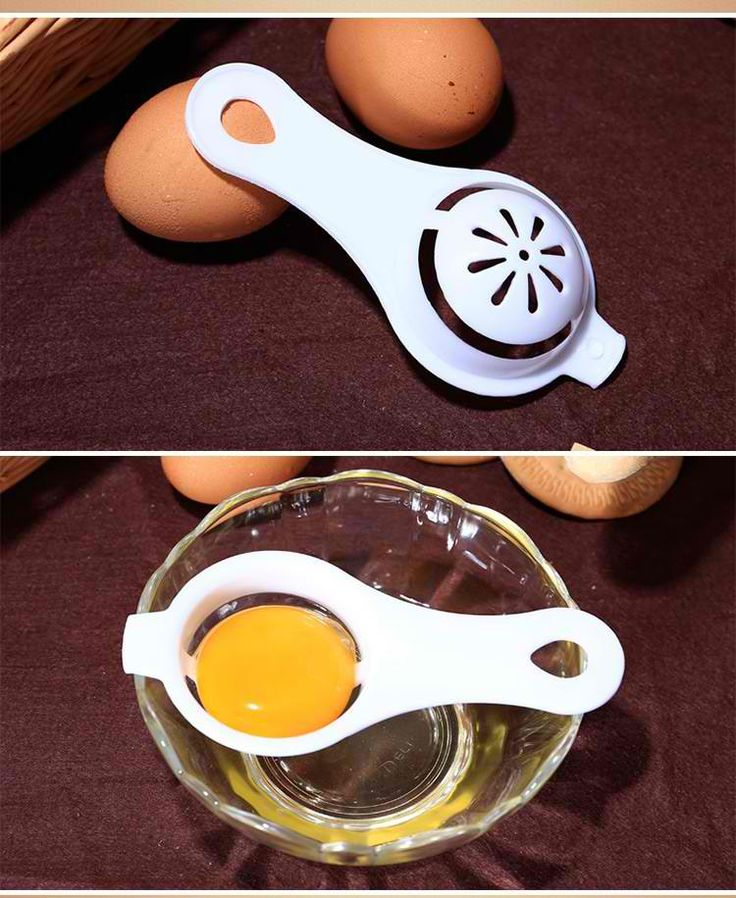 Eco Friendly Good Quality Egg Yolk White Separator Egg Divider Egg Tools