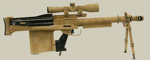 Gepard Anti-Materiel Rifle | Sero_Gepard_GM6_Lynx_Bullpup_Semi-Auto_12.7x108mm_Russian_.50_BMG_Anti ...