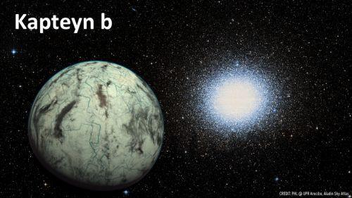 Une exoplanète habitable à seulement 13 années-lumière de la Terre