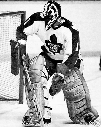 Bunny Laroque. Toronto Maple Leafs. 1982.