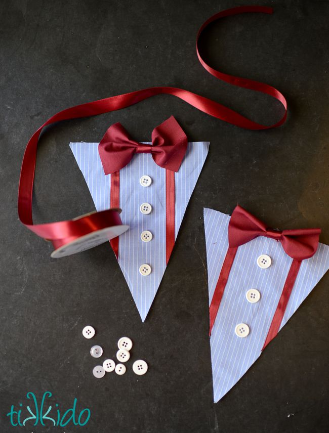 Doctor Who 10th and 11th Doctor Party Bunting Tutorial   Tikkido.com