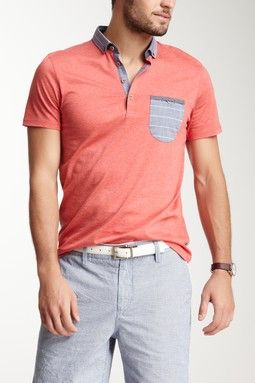 Ted Baker Gudbora Polo Shirt