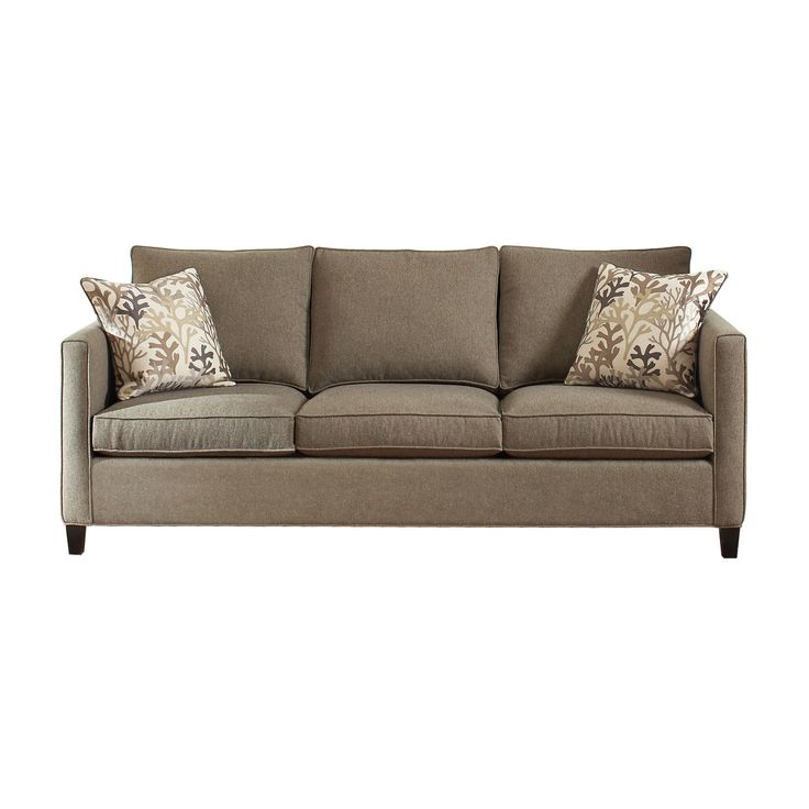 The Somerville Sofa Was Introduced By Stickley In Spring Of 2013 And  Featuresu2026 Tom PriceSofa FurnitureFabric ...