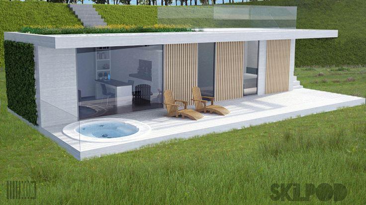 25 beste afbeeldingen van zorgwoning Petite maison minimaliste