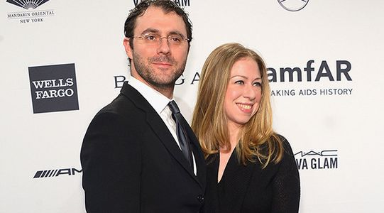 Chelsea Clinton Pregnant with First Child!