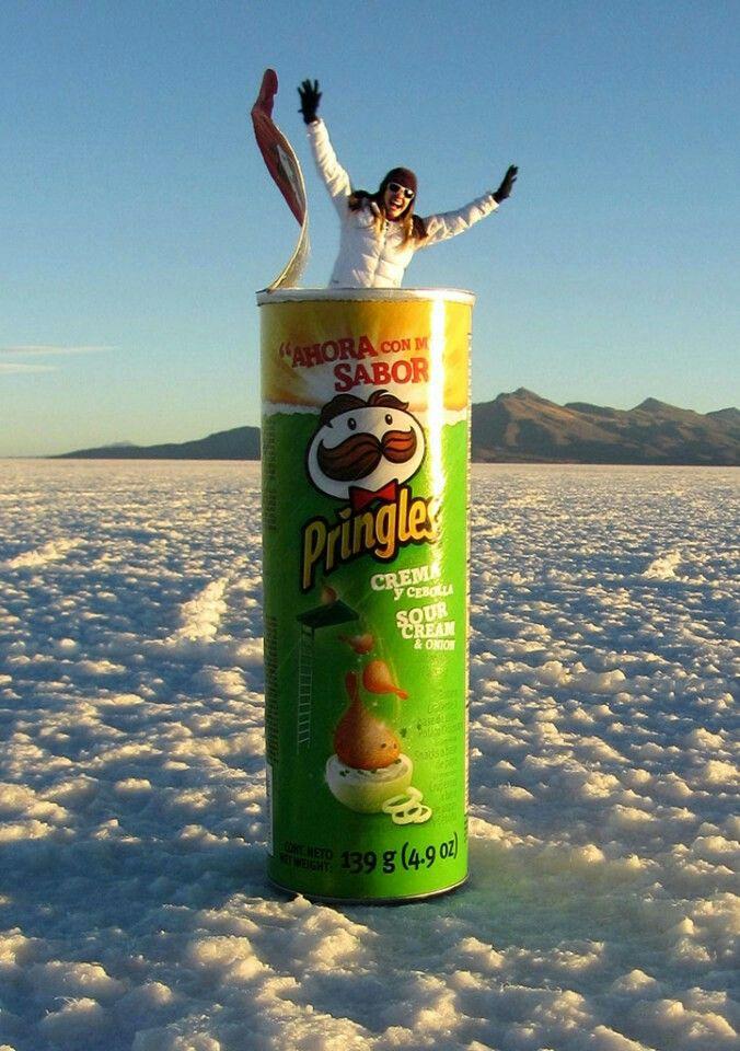 Pringles Jack in der Box