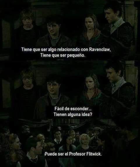 18 Memes de Harry Potter tan chistosos que hasta harán reír a Voldemort