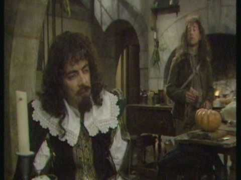 Classic Comedy see's Black Adder return for a Comic Relief Special. It is up to Charles' loyal subjects Sir Edmund Blackadder (Rowan Atkinson) and Baldrick (Tony Robinson) to ride to the rescue.