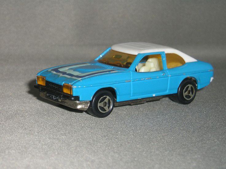 Majorette Majorette Ford Capri II | da MisterBenz