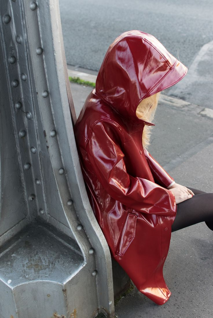 #ALLREDEVERYTHING OR HOW TO WEAR PATENT LEATHER _Olga_Pancenko