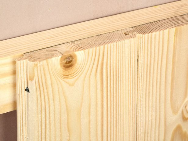 How To Install Tongue And Groove Wainscot Paneling Home How To Make And Tongue And Groove