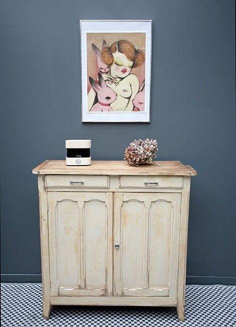40 Best Buffet Parisien Images On Pinterest Old Furniture