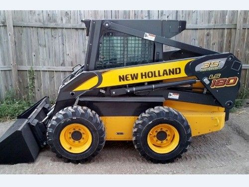 Download New Holland Ls180 Ls190 Skid Steer Electrical