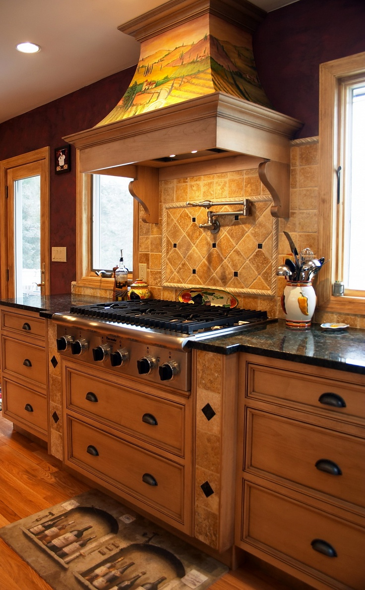 my next kitchen WILL have drawers instead of the big dark ...