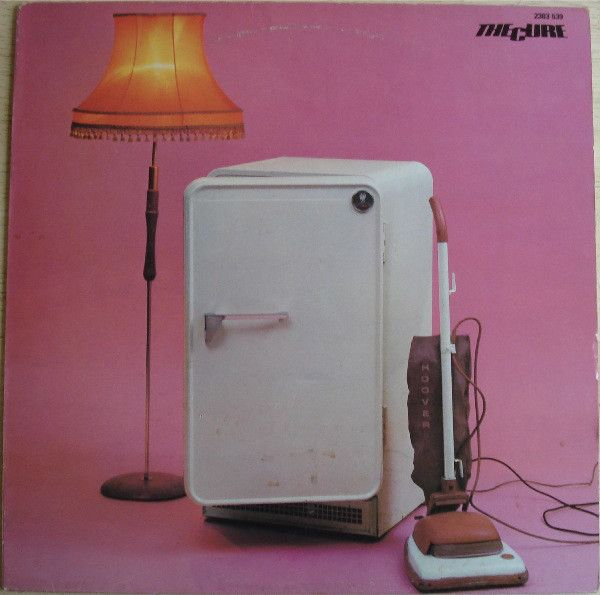 The Cure - Three Imaginary Boys (Vinyl, LP, Album) at Discogs