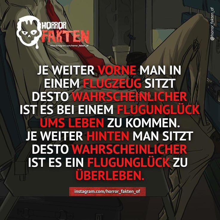 Denkt daran ! Vl. rettet es euch mal euer Leben  #horror #horrorfakten #fakten