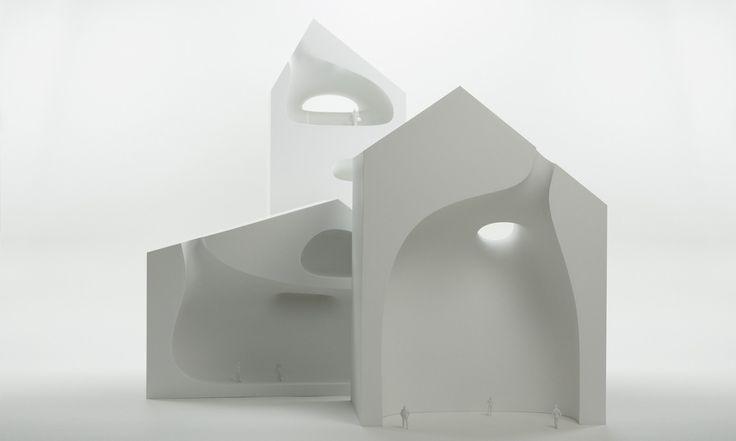 DISSECTED ARCHITECTURE   Shiro Studio