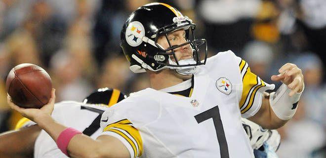 pittsburgh steeler night photos | NFL: Ben Roethlisberger sets Pittsburgh Steelers career passing record ...