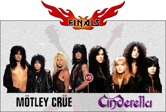 80s bands | Boston.com - 80's Hair Band Tournament - Motley Crue vs Cindarella ...