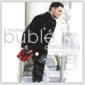 Google Play: Free Michael Bublé Christmas Album (Deluxe Special Edition) - Sweet Deals 4 Moms
