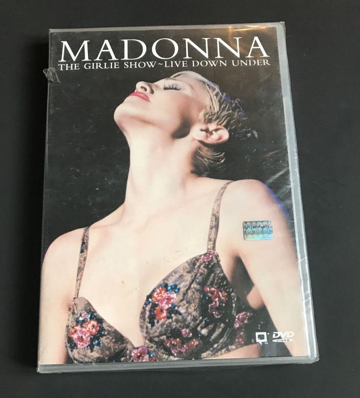 Madonna Live Dvd