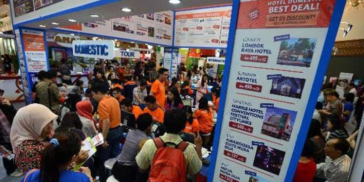 Berburu Tiket Murah Di Astindo Travel Fair September 2016